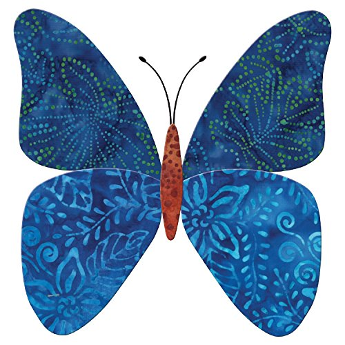 AccuQuilt 55467 Butterfly By Edyta Sitar Go! Fabric Cutting Dies, 8