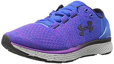 Under Armour Womens 1298664 Charged Bandit 3 Blue Size: 5