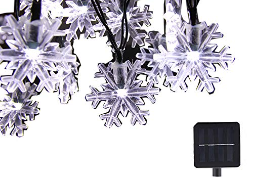 Christmas Lights Snowflake Outdoor in US - 3