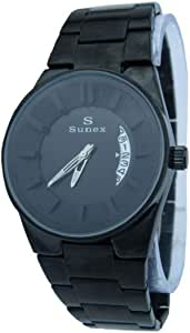Sunex Casual Watch For Men Analog Stainless Steel - S6149