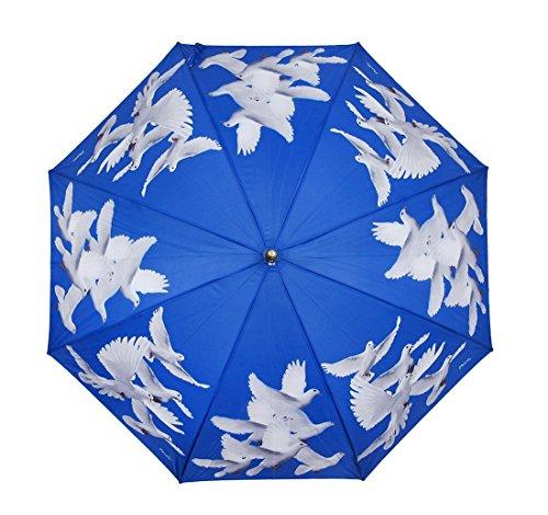 pealra-white-dove-umbrella-blue-white-one-size