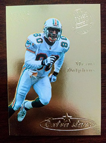 Gold Penn State Nittany Lions Football - Irving Fryar - 1995 Fleer Ultra Gold Medallion #498 - Nebraska Cornhuskers / Miami Dolphins / New England Patriots