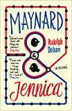 Front cover for the book Maynard and Jennica by Rudolph Delson