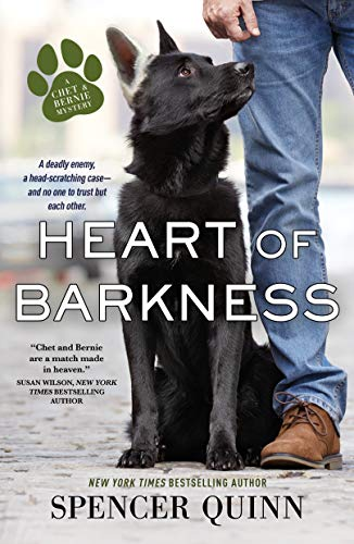 - Heart of Barkness (A Chet & Bernie Mystery)