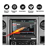 [UPDATED] 2016 2017 2018 Ford Expedition sync2 sync3 8-Inch Display Touch Screen Car Display Navigation Screen Protector, R RUIYA HD Clear TEMPERED GLASS Protective Film