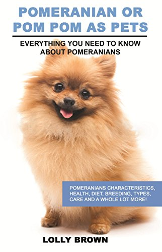 Pomeranian as Pets: Pomeranians Characteristics, Health, Diet, Breeding, Types, Care and a whole lot more! Everything You Need to Know about Pomeranians