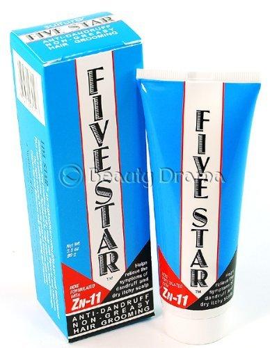 Sulfur8 Five Dandruff Greasy Grooming product image
