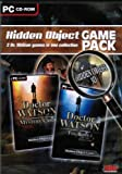 Dr. Watson: Mystery Cases & Dr. Watson 2: Riddle of the Catacomb Double Pack