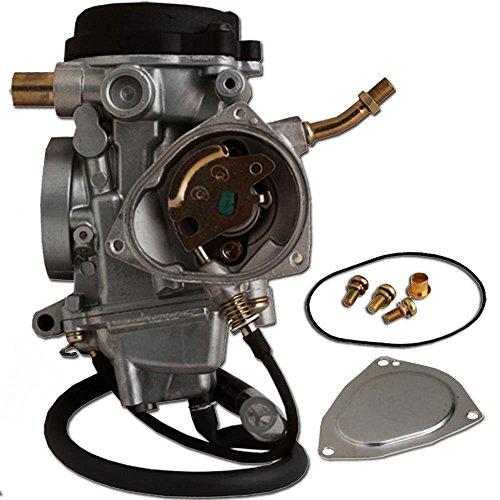 Fuerdi New Carburetor for Yamaha Big Bear 400 YFM400 Carb 2x4 4x4 2000 2001 2002 2003 2004 2005 2006