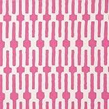 VIETRI NAPKINS Pink links napkin