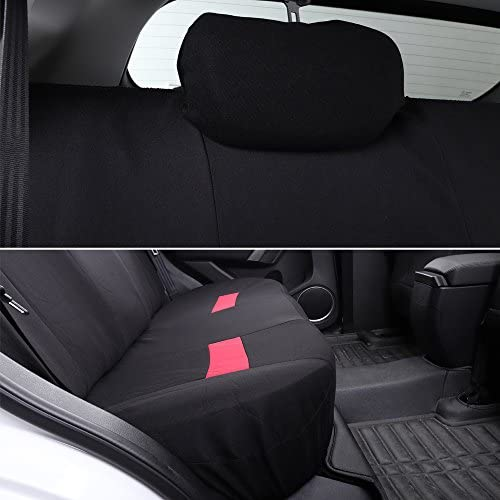 Han Sui Song Auto Sitzbezug Set 8 Stück Auto Sitze Protector Innenausstattung Für Neue Tiguan Allspace Touareg Passat Auto