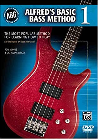 AlfredS Basic Bass Method, Book 1: The Most Popular Method ...