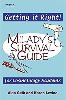 Getting it right miladys survival guide for cosmetology miladys survival guide for cosmetology students fandeluxe Images