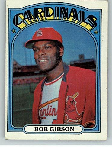 1972 Topps #130 Bob Gibson Cardinals EX 334685 Kit Young Cards