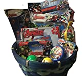 good and bad jelly beans - Marvel Avengers Action Easter Baskets