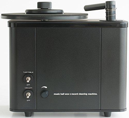 Music Hall WCS-3 Vacuum Record Cleaning Machine