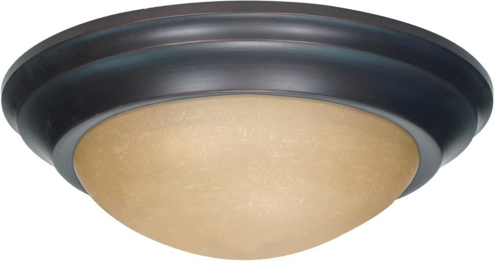 Nuvo Gothamシャンデリア 60/1283 1 B0015N1BBI Mahogany Bronze / Champagne Glass|17インチ ツイストアンドロック Mahogany Bronze / Champagne Glass