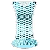 T Market Splash Hog Urinal Screen – Clean Scent   Reduces Splash-Back   Long Lasting Fragrance   Deodorizes for up to 60 Days   6-Pack, Light Blue