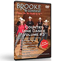 Country Line Dance Volume #3 - Party Favorites by Brooke & Company  Directed by Brookeandcompany.com