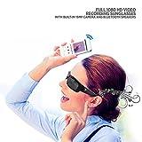 GoVision SOL 1080p HD Camera Glasses Video