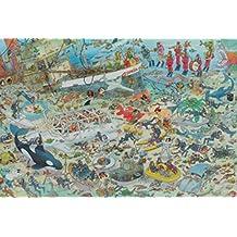 Jan Van Haasteren Deep Sea Fun Jigsaw Puzzle (2000 Pieces)