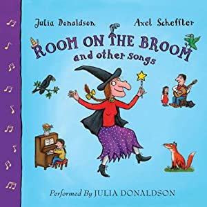 Room on The Broom and Other Songs Audiobook