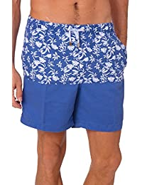 Men's Quick Dry Swim Trunks Water Shorts Swimsuit Beach Shorts With Mesh Lining