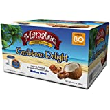 Manatee Caribbean Delight Single Cup Coffee 80 Count