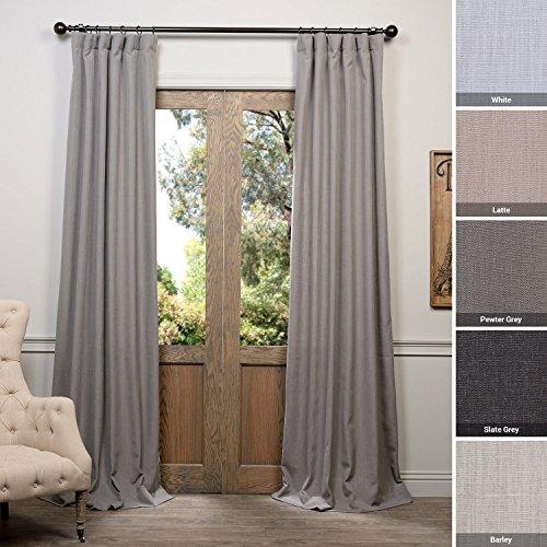 Linen Curtains: Amazon.com