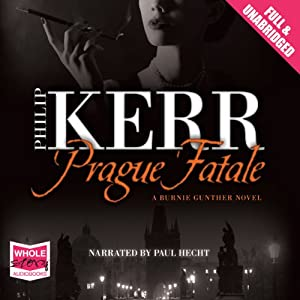 Prague Fatale Audiobook