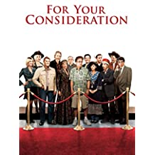 Amazon.com: For Your Consideration