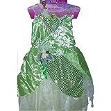 Disney Princess and the Frog - Tiana's Green Sparkle Dress