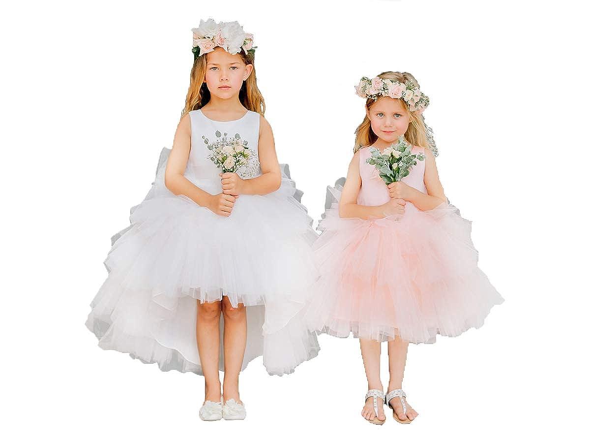 5505da07074 Tip Top Flower Girl Dress 5658 | Saddha