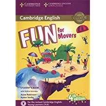Fun for Movers With Online Activities With Audio