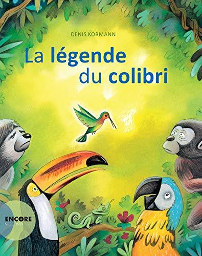 """Résultat de recherche d'images pour """"la légende du colibri"""""""