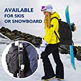Unigear Ski Boot Bag, 50L Ski Boot Travel Backpack