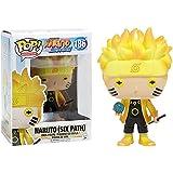 Funko - Figurine Naruto - Naruto Six Paths Version Glow In The Dark Exclu Pop 10cm - 0889698129992