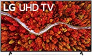 """LG 87 Series 86"""" Alexa Built-in, 4K UHD Smart TV, Native 120Hz Refresh Rate, Dolby Cinema, LG webOS with Magic"""