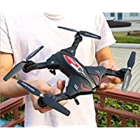 New FPV Pocket Selfie WIFI Control Aerial Video Drone with HD Camera and Live Video LE-idea