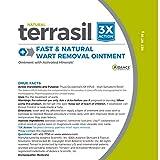Wart Remover - Safe for Sensitive Skin Natural Pain
