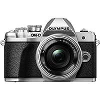 Deals on Olympus OM-D E-M10 Mark III Camera w/14-42mm EZ Lens Refurb