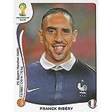 FIFA World Cup 2014 Franck Ribery Sticker No.389