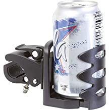 Iron Horse Quick Release Drink Holder Mount by Maxam