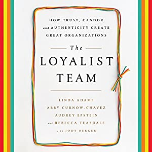 The Loyalist Team Audiobook