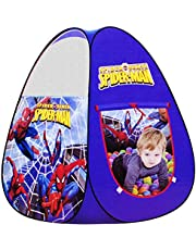 Spider Man Tent With 50 Ball for Chlidren