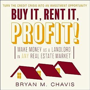 Buy It, Rent It, Profit! Audiobook