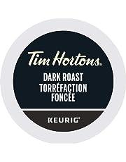 Tim Hortons Dark Roast Coffee, Single Serve Keurig K-Cup Pods, 30 Count