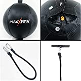 MaxxMMA Double End Ball, Pump Included