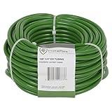 "FloraFlex 760456 OD Tubing 100' Roll, 3/16"" ID 1/4"""