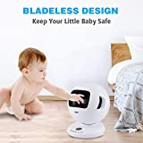 OYLUS Air Circulator Fan Quiet Portable Bladeless